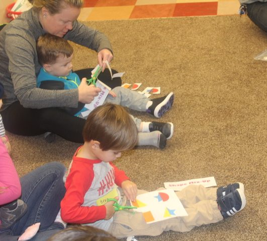 expERIEnce Toddler Spring Session